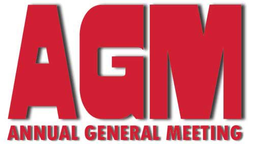Annual General Meeting is Nov. 15