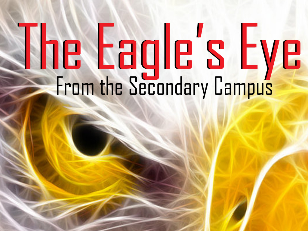 Eagle's Eye May 2018