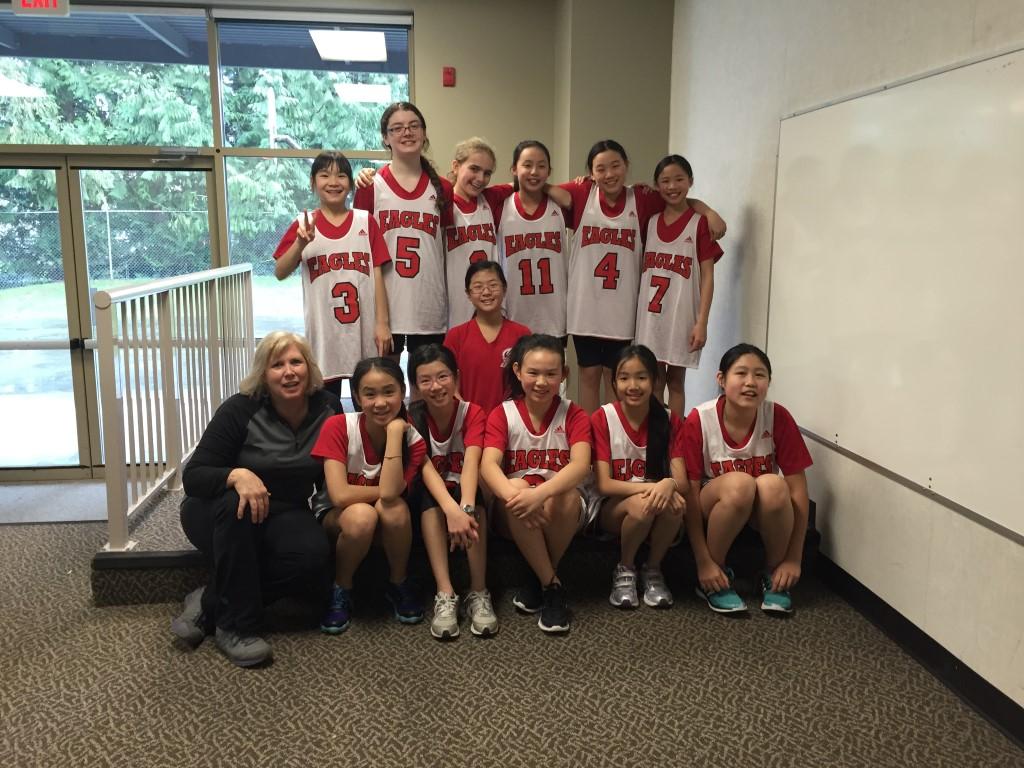 Gr.6G Bball Team