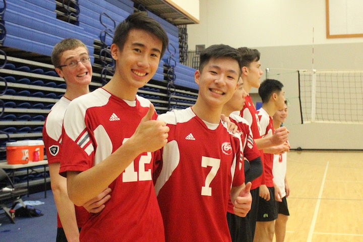 Senior Boys Volleyball