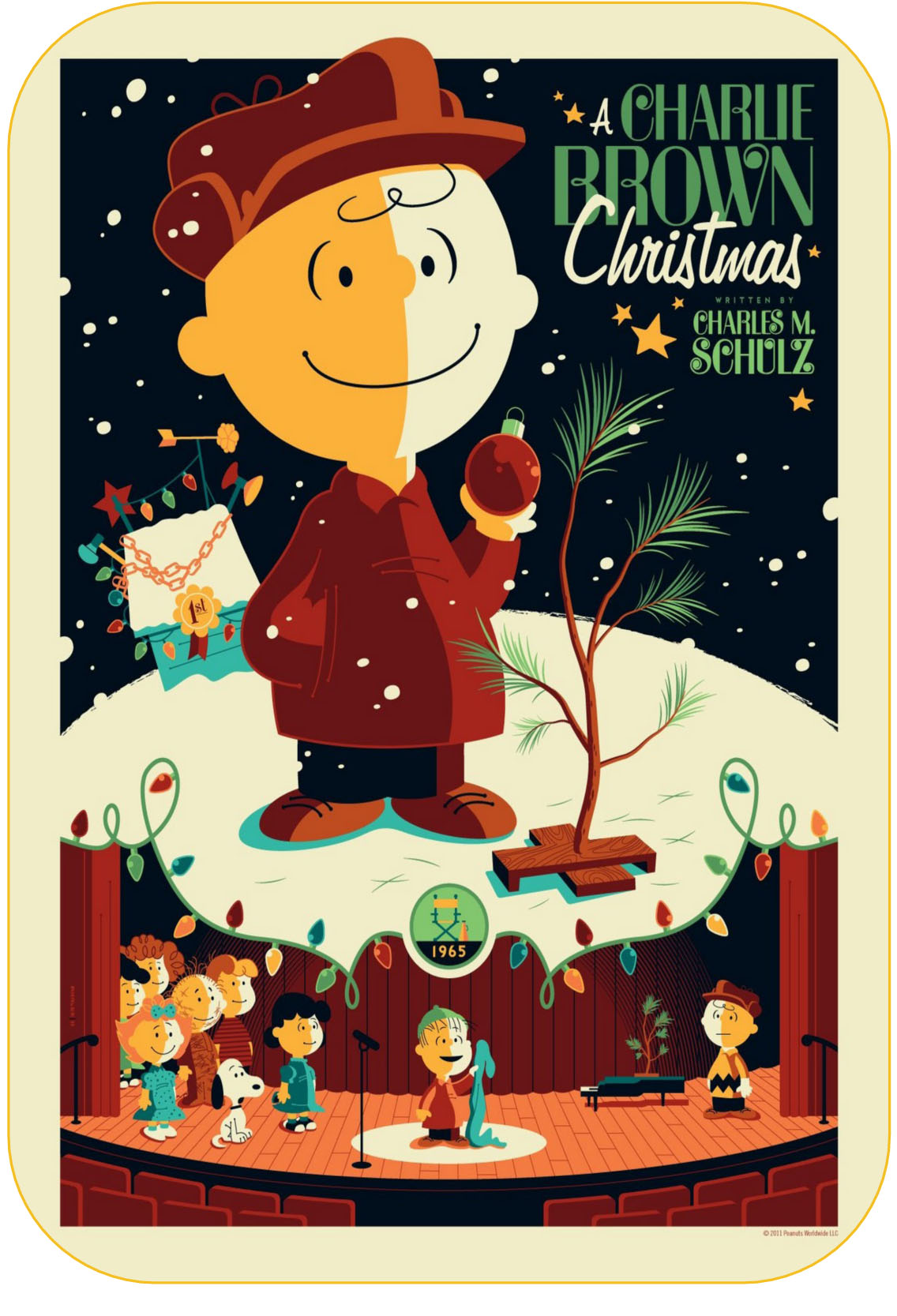 a charlie brown christmas and the toy that saved christmas - The Toy That Saved Christmas
