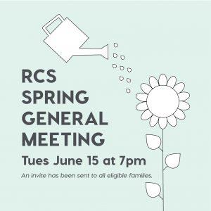 Spring General Meeting 2021